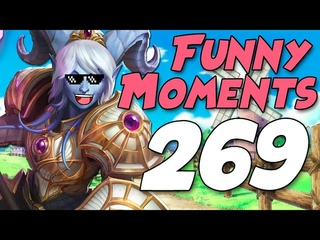 Heroes of the Storm: WP and Funny Moments #269