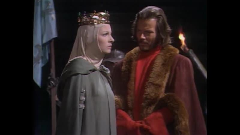 Проклятые короли Les rois maudits мини сериал 1972 5я серия