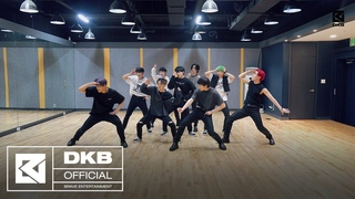 DKB(다크비) - ALL IN (줄꺼야) Choreography Video