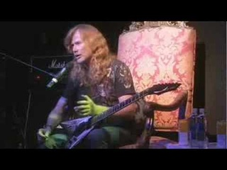 Guitar Center Sessions: Dave Mustaine - Symphony of Destruction