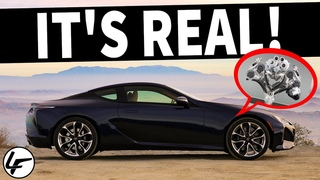 Toyota PATENTS Twin Turbo V8!  Here's What We Know...