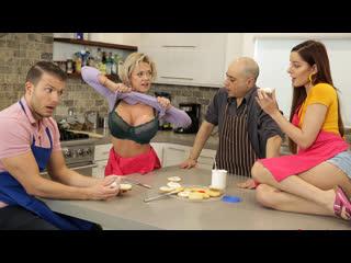 [FamilySwap] Dee Williams, Vanna Bardot - My Family Swap Sister NewPorn2020
