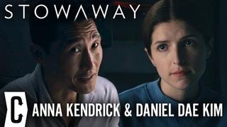 Stowaway: Anna Kendrick and Daniel Dae Kim on Filming the Nail-Biting Spacewalk