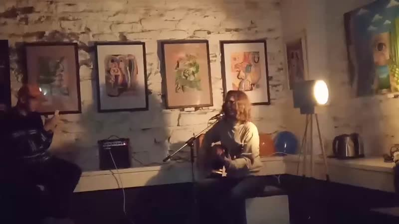 Михаил Майк Миловидов Дом с видом на войну сейшн в Музее Уфа