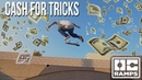 Ca$h for Tricks! Mini Ramp and Ledge contest--Private party!