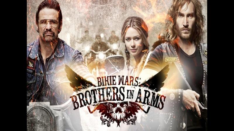 Байкеры Братья по оружию 6 серия Bikie Wars Brothers in Arms