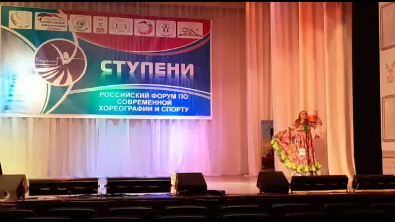 Айрапетова Алиса Дети соло фольклор Фалляхи