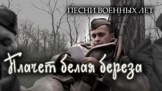 Песни военных лет: «Плачет белая берёза»