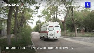 В Севастополе — почти 14 000 случаев COVID-19