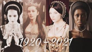 Anne Boleyn on screen over the years (1920–2021)