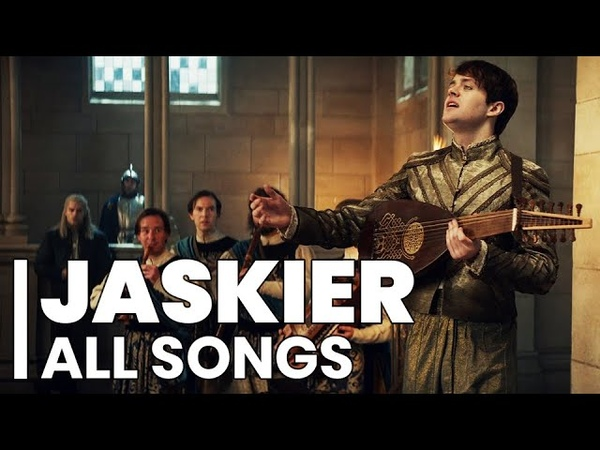 All JASKIER (Dandelion) Songs Compilation   Joey Batey   The Witcher