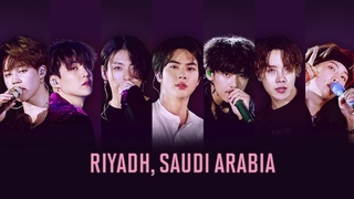 BTS (방탄소년단) WORLD TOUR 'LOVE YOURSELF: SPEAK YOURSELF' in Saudi Arabia l FULL CONCERT HD