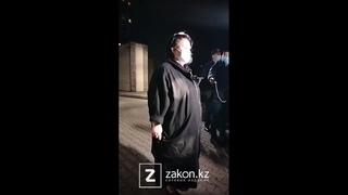 Брифинг ДП Алматы. Подробности происшествия в ЖК Бухар Жырау