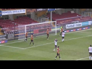 Bradford City v Bolton Wanderers highlights