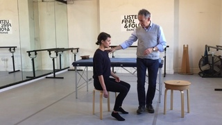 Alexander Technique with Anthony Kingsley - First lesson November 2017