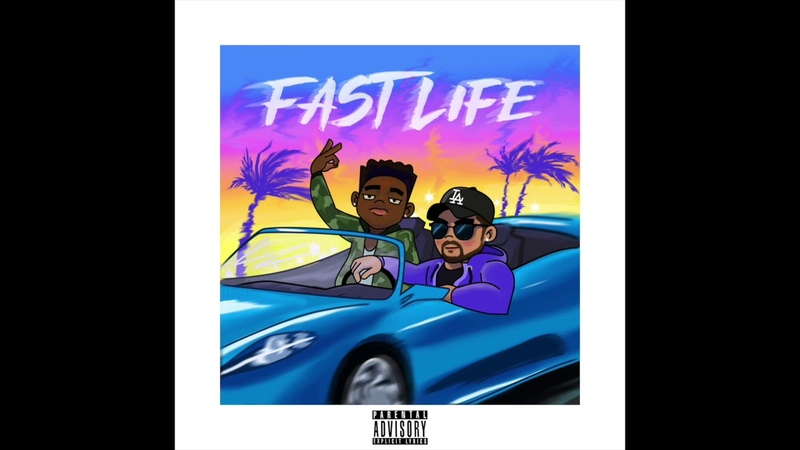 Vic Sage Dizzy Wright Fast Life Official Audio