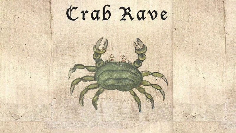 Crab Rave medieval style