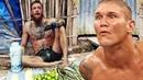 McGregor vs Orton but it s awkward
