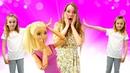 Видео про игры в куклы Барби. Барби придумала розыгрыш с близняшками! Игрушки для девочек