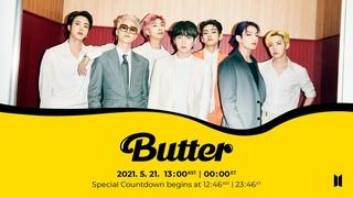 BTS (방탄소년단) 'Butter' Official MV