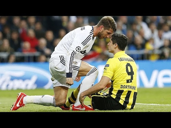 This Is Sergio Ramos The Gladiator HD