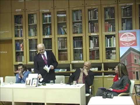 Vladan Rakić u Biblioteci N Sada PEČAT VAROŠI SREMSKOKARLOVAČKE 2018 Samo Rakić