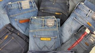 942354 Брендовые женские джинсы сток  Wrangler Лот 805  10 шт  Цена 25 евро шт
