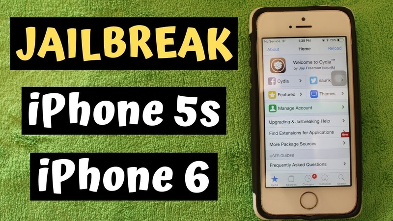 NEW How To Jailbreak iPhone 5s6! (iOS 12)