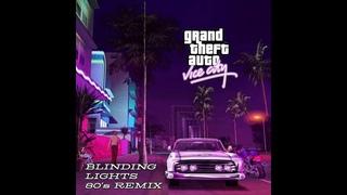 The Weeknd - Blinding Lights (80s Remix)