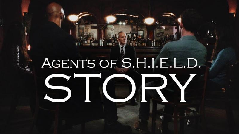 Agents of S H I E L D Story s1 s7