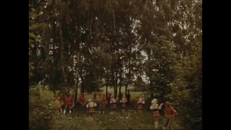 Документальный фильм Город Рязань 1978 год