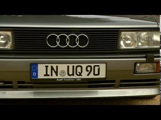 The Audi quattro (Ur-quattro) - Footage