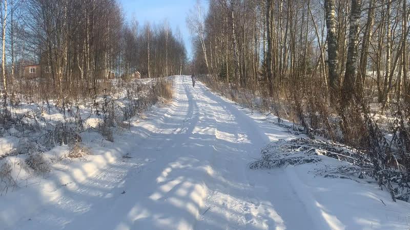 Зима пришла 3 12 20 Аура