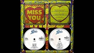 THE FLIRTS - MISS YOU (MADLY MIX, ALTERNATIVE / VOULEZ VOUS 1986)
