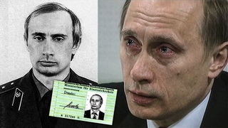 PUTIN: From Agent to President. VERY RARE Videos and Photos. Alpha Male Walk. Wide Putin #PutinStyle
