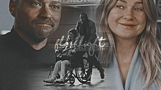 Jackson & Meredith   Flashlight [17x15]