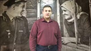 Василий Алексеев читает стихотворение народного поэта Чувашии Юрия Семендера на русском языке
