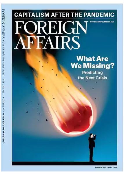 Foreign Affairs - November-December 2020