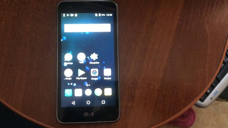 Супербюджетный бомж смартфон LG K7 X 230 2017 в 2020 году обзор
