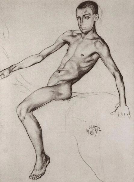 Кузьма Сергеевич Петров-Водкин (1878  1939)  русский и советский живописец, график, теоретик искусства, писатель и педагог, заслуженный деятель искусств РСФСР (1930).