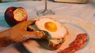 Van Gogh's Dinner / Stop Motion