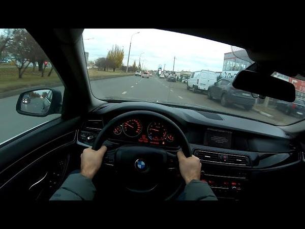 2011 BMW 523i POV TEST DRIVE
