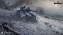 B-C 25t, 4879 урона, ZABYvs100Х2, Руинберг, Солдаты удачи - World of Tanks