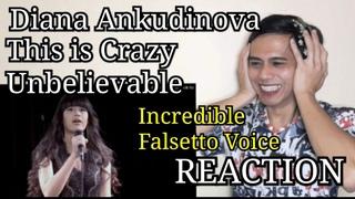 Unbelievable  and Incredible Voice Diana Ankudinova REACTION