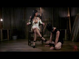 Lick My Latex_ Mischievous Lily Lane [Leather Femdom Mistress Anal БДСМ Strapon Latex Фемдом BDSM Bondage Госпожа]