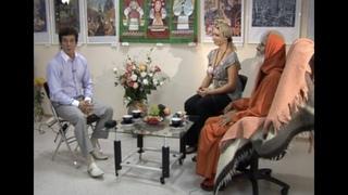 """Махараджи в Сургуте (2010) - интервью в Галерее """"Стерх"""" (Э. Иваницкий)"""