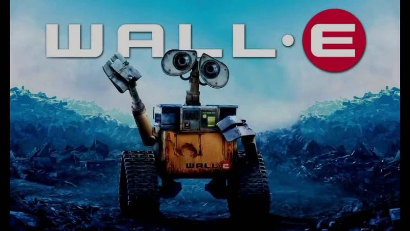 БЛАГИЕ НАМЕРЕНИЯ WALL E The Video Game 4