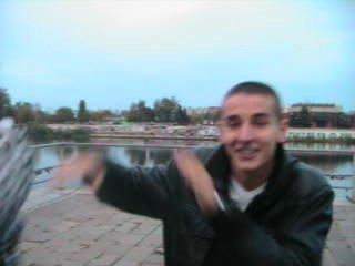 Миша Крутов - Приглашение на презентацию клипа S-Bizz'a и Gs'a - Засыпай (дополнение:))
