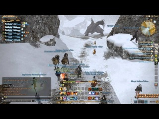 Final Fantasy XIV: ARR - The Power of Behemoth (Primal lvl 50 FATE)