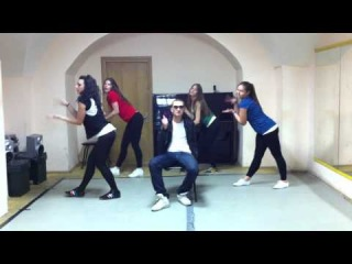 Usher - Hey Daddy (Daddy's Home) Choreography by RussianUsher
